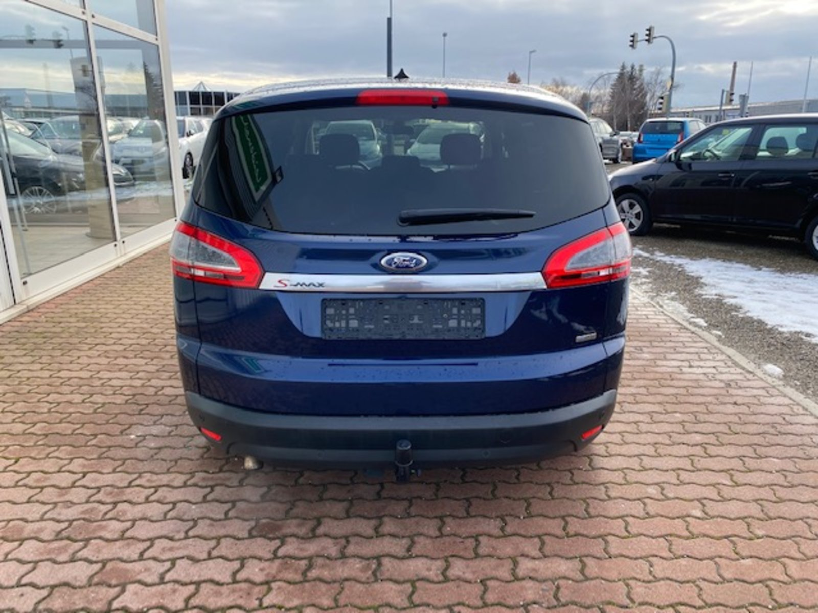 Ford S-Max Business Edition+NAVI+7-SITZE-11
